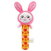 Мягкая погремушка Кролик (код товара: 43553)