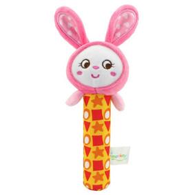 Мягкая погремушка Кролик (код товара: 43553): купить в Berni
