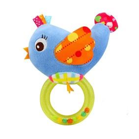 Мягкая погремушка Птичка (код товара: 43559): купить в Berni
