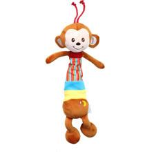 М'яка музична підвіска Мавпа (код товара: 43593)