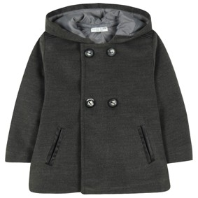 Пальто для хлопчика (код товару: 43525): купити в Berni