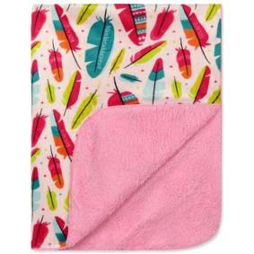 Детский флисовый плед оптом (код товара: 43635): купить в Berni