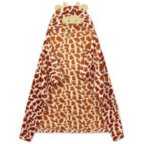 Детское полотенце с капюшоном (код товара: 43675): купить в Berni