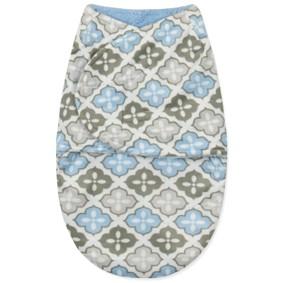 Флисовая пеленка - кокон на липучках (код товара: 43688): купить в Berni