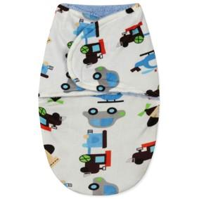 Флисовая пеленка - кокон на липучках (код товара: 43693): купить в Berni
