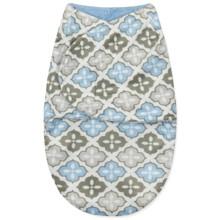 Флисовая пеленка - кокон на липучках оптом (код товара: 43688)