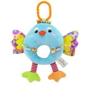 Мягкая музыкальная подвеска Птичка оптом (код товара: 43600): купить в Berni
