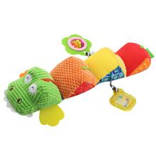 Мягкая развивающая игрушка Крокодил оптом (код товара: 43619)