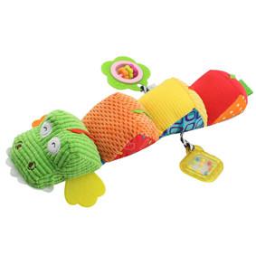 Мягкая развивающая игрушка Крокодил (код товара: 43619): купить в Berni
