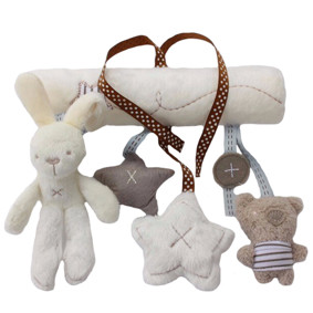 Подвеска Мишка и Кролик оптом (код товара: 43623): купить в Berni