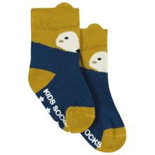 Антиковзні шкарпетки для хлопчика Лисиця оптом (код товара: 43708)