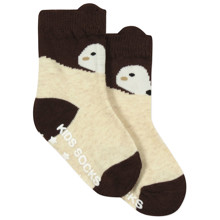 Антискользящие носки для мальчика Лиса оптом (код товара: 43707)