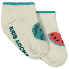 Детские антискользящие носки Арбуз (код товара: 43748)