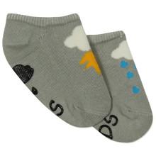 Детские антискользящие носки Дождь (код товара: 43714)