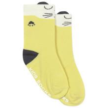 Детские антискользящие носки Кот (код товара: 43746)
