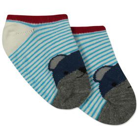 Детские антискользящие носки Медведь (код товара: 43712): купить в Berni