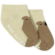 Детские антискользящие носки Медведь (код товара: 43725)