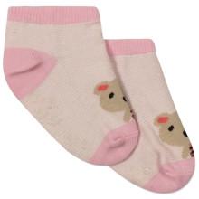 Детские антискользящие носки Милый мишка (код товара: 43764)
