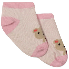 Детские антискользящие носки Милый мишка оптом (код товара: 43764): купить в Berni
