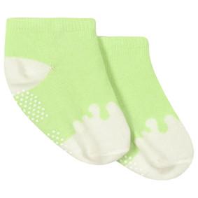 Детские антискользящие носки Мороженое (код товара: 43733): купить в Berni