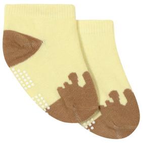 Детские антискользящие носки Мороженое (код товара: 43735): купить в Berni