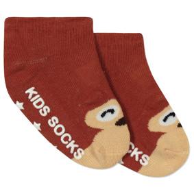 Детские антискользящие носки Обезьяна оптом (код товара: 43753): купить в Berni