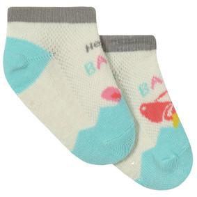 Детские антискользящие носки Привет Малыш оптом (код товара: 43732): купить в Berni