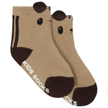 Детские антискользящие носки с начесом Белка (код товара: 43741)