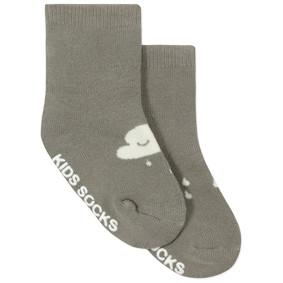 Детские антискользящие носки с начесом Дождь (код товара: 43745): купить в Berni