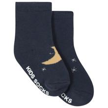 Детские антискользящие носки с начесом Ночное Небо (код товара: 43744)