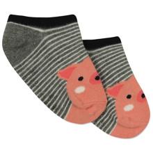 Детские антискользящие носки Свинка (код товара: 43710)