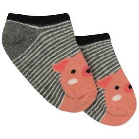 Детские антискользящие носки Свинка (код товара: 43710): купить в Berni
