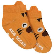 Детские антискользящие носки Тигр оптом (код товара: 43752)