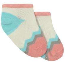Детские антискользящие носки Зигзаг (код товара: 43729)