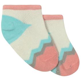 Детские антискользящие носки Зигзаг (код товара: 43729): купить в Berni