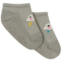 Дитячі антиковзні шкарпетки Хмарка оптом (код товара: 43727)