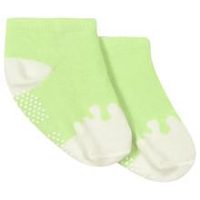 Дитячі антиковзні шкарпетки Морозиво оптом (код товара: 43733)