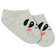 Дитячі антиковзні шкарпетки Панда оптом (код товара: 43720)