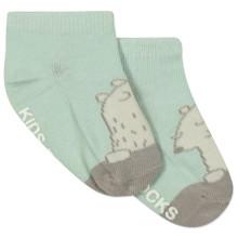 Дитячі антиковзні шкарпетки Полярний ведмідь оптом (код товара: 43760)