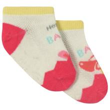 Дитячі антиковзні шкарпетки Привіт Малюк оптом (код товара: 43731)