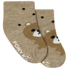 Дитячі антиковзні шкарпетки Ведмедик оптом (код товара: 43769)