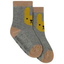 Дитячі антиковзні шкарпетки Зайчик оптом (код товара: 43761)