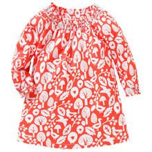 Платье для девочки Осенний лес оптом (код товара: 43787)