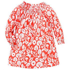 Платье для девочки Осенний лес (код товара: 43787): купить в Berni