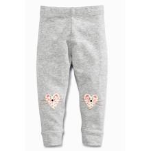 Штаны для девочки Сердце оптом (код товара: 43798)
