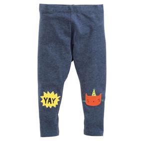 Детские штаны Кот (код товара: 43824): купить в Berni