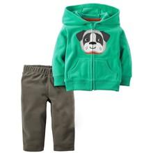 Флісовий костюм 2 в 1 для хлопчика Пес оптом (код товара: 43847)