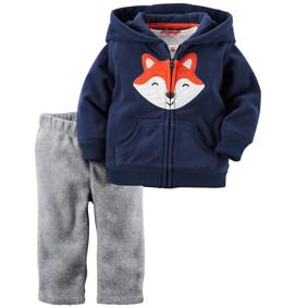 Флисовый костюм 2 в 1 для мальчика Лис (код товара: 43848): купить в Berni