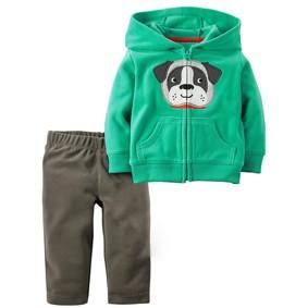 Флисовый костюм 2 в 1 для мальчика Пес (код товара: 43847): купить в Berni