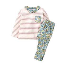 Костюм 2 в 1 для девочки Цветы (код товара: 43815): купить в Berni